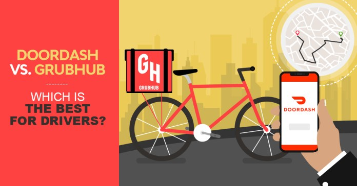 DoorDash vs Grubhub | Which Is the Best for Drivers?