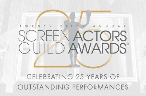The SAG Awards were January 27.