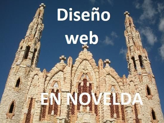 DISEÑO WEB NOVELDA