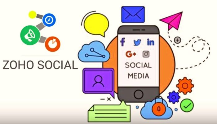 crm-zoho-social