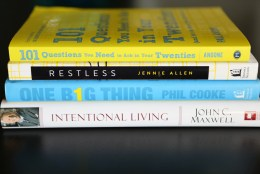 Nine of the Best Books on Purpose