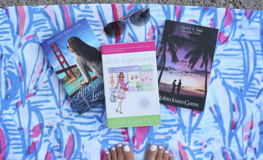 11 Beach Reads for Summertime