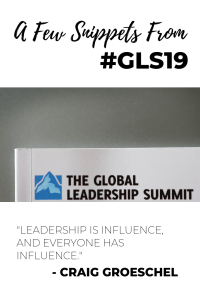A Few Snippets From #GLS19 | Millennials with Meaning