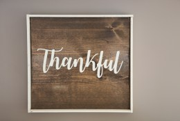 Why I Keep a Thankfulness Journal