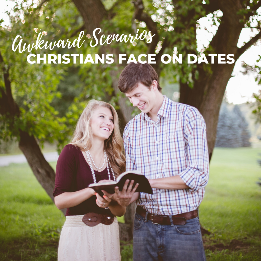 Awkward Scenarios Christians Face On Dates | Millennials with Meaning