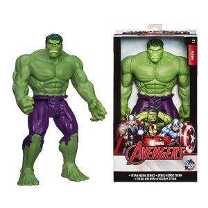 30cm ''Avengers Titan Hero Figure Hulk Action Figure