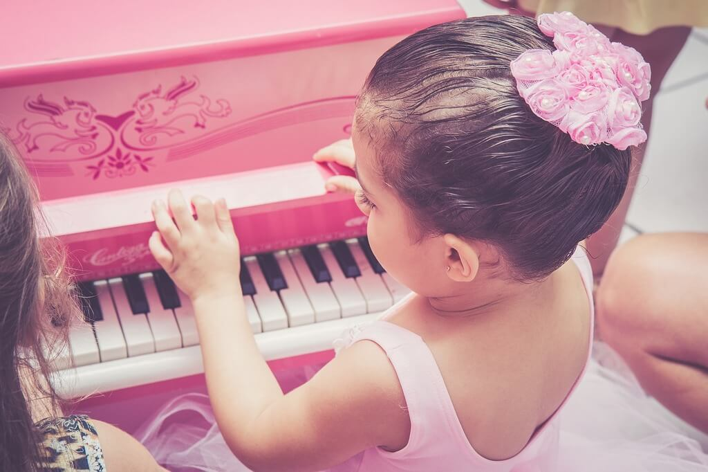 英語でピアノコース