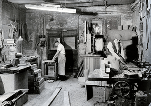 1950s Furniture WOrkshop