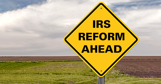 Congress Acts to Reform the IRS, Enhance Taxpayer Protections