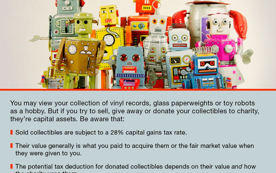 What is the Tax Impact of Your Collectibles?