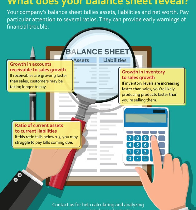 What Does your Balance Sheet Reveal?