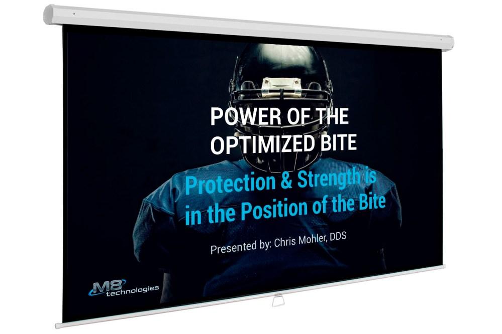 M8 Technologies Keynote title slide