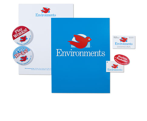 Environments Identity Materials