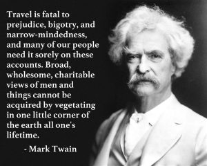 quote by mark twain on travel