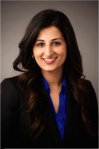 head shot of Areesha Muzaffar
