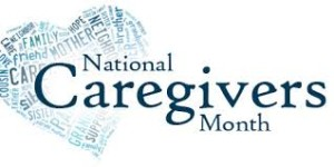 national family caregivers month