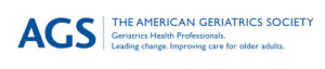 logo for american geriatric society