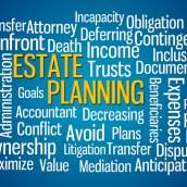 estate plan infographic