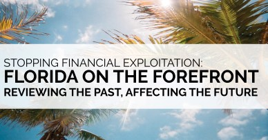 stopping financial exploitation of the elderly conference in Gainesville FL