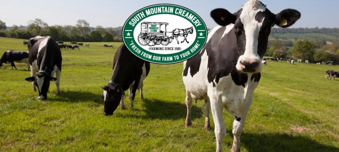 South Mountain Creamery Milk and Products!