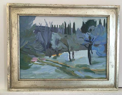 webster art millerfenwood frame