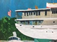 10 cruise ship rear