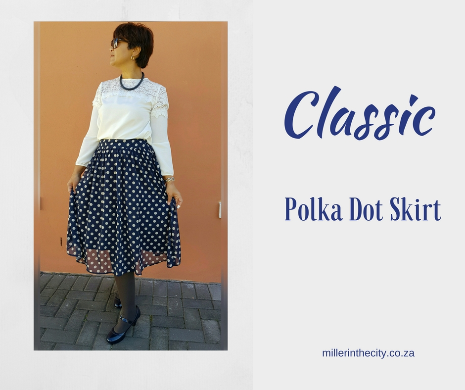 Classic Polka Dot Power