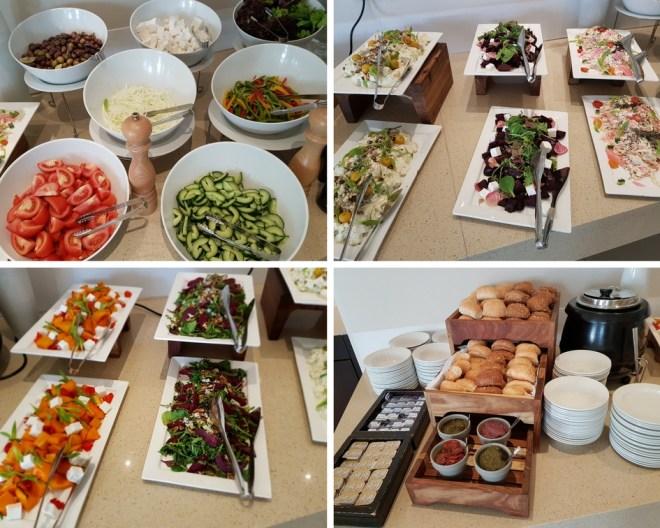 Scrumptious Sunday Lunch Buffet Island Restaurant