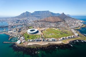 top 5 romantic cities towns South Africa