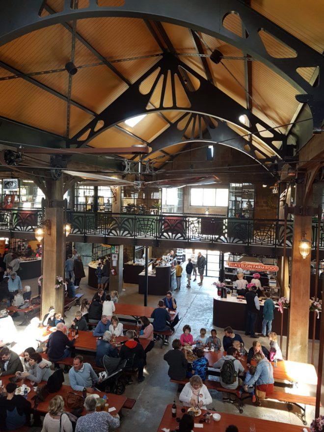 exploring new Elgin railway market