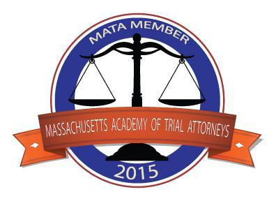 MATA membership badge Mass Academy Trial Attorneys