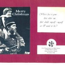 Christmas Card-Alaska Rep Theatre