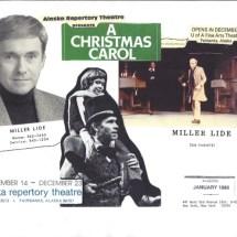 Christmas Carol-Alaska Rep Theatre
