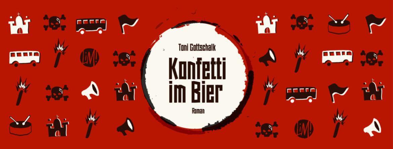 "Buchrezension: ""Konfetti im Bier"""