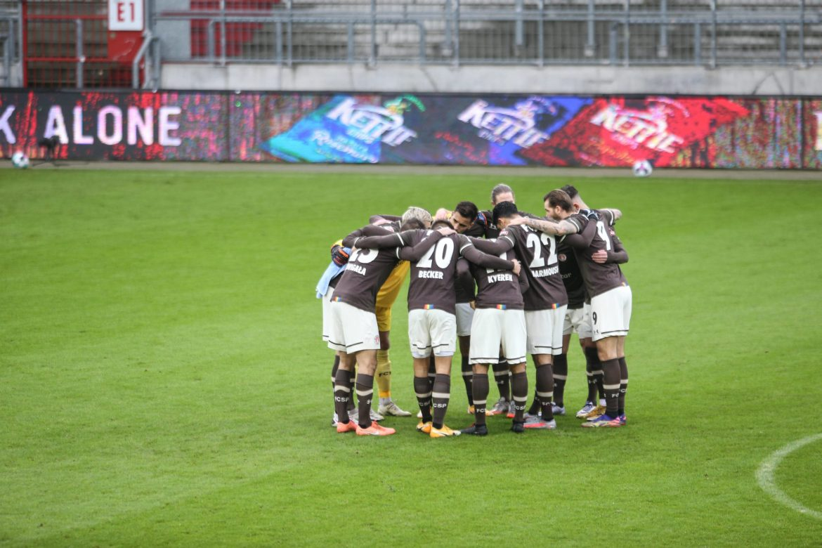 The diamond in the heart. Analysis: FC St. Pauli – Holstein Kiel 1:1