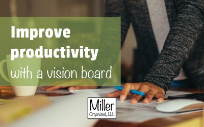 How Creating a Vision Board can Improve Productivity