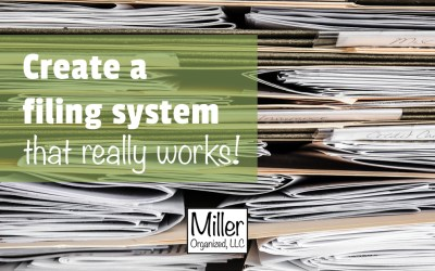 How to Create a Filing System That REALLY WORKS!