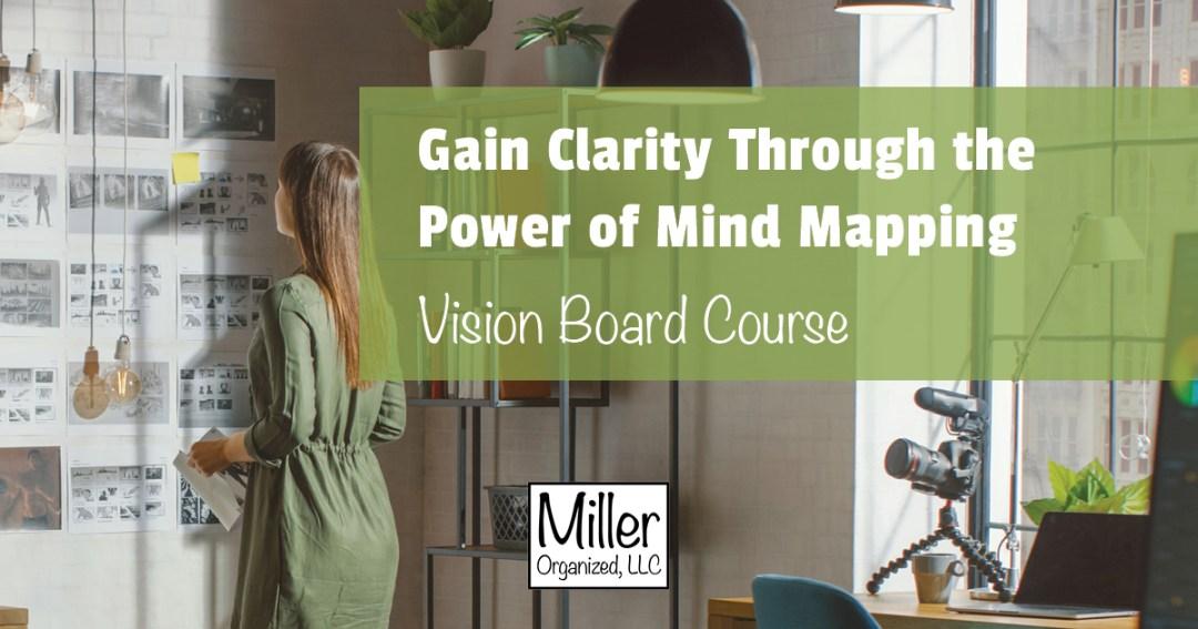 gain clarity through mindmapping