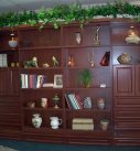 Millers Murphy Beds - Library Style Wall Bed