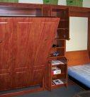 Millers Murphy Beds - Panel Door Wall Bed
