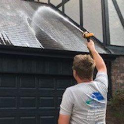 Roof Softwash
