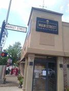 Nappanee Indiana Main Street Roasters a job we completed in 2020