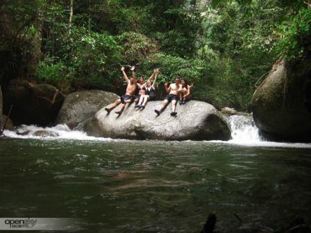 Flusswanderg