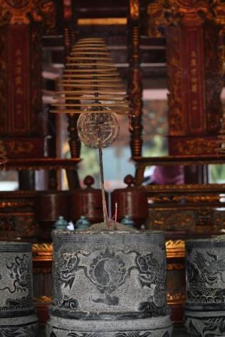 Im Tempel des ersten Königs