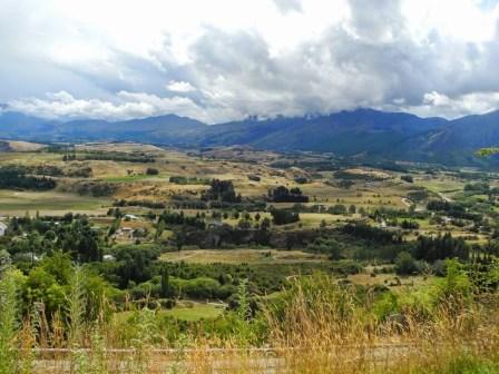 Auf dem Weg nach Wanaka