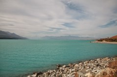 Lake Pukaki mit Mt Cook
