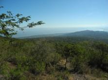 Aussicht vom Cosigüina Richtung Nicaragua