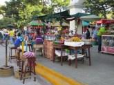 Straßenecke in Leon