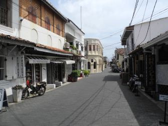 Gasse in Galle