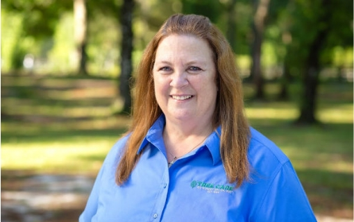 Dorothy - Office Team at Tree Care by Robert Miller